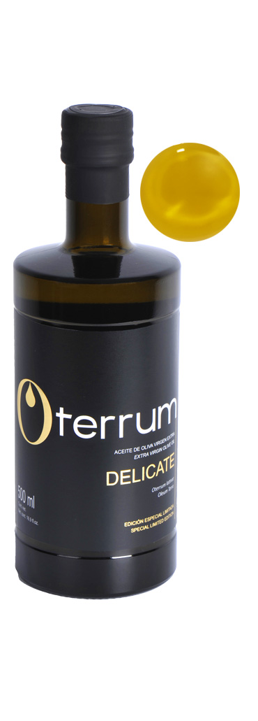 Extra virgin olive oil - Oterrum Delicate